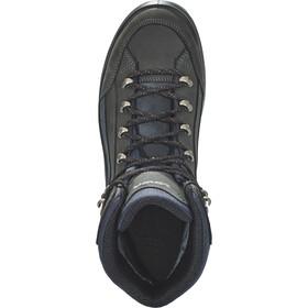 Lowa Renegade GTX Mid Shoes Men, dark grey/navy